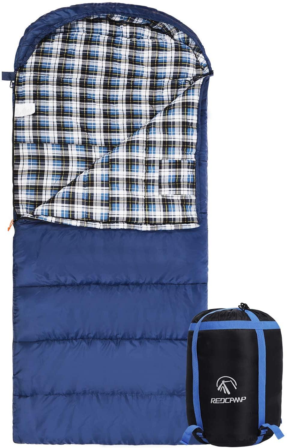 bluesleeping bag