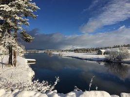 River in Southeast Oregon