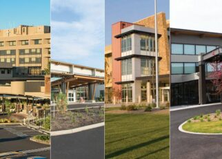 hospital campuses